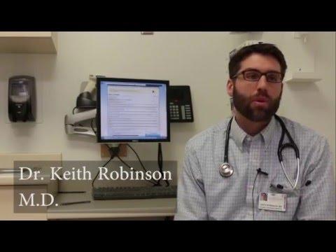 Dr. Keith Robinson- Kalydeco