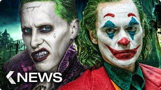Jared Leto vs new Joker, Scorsese against Avengers, John Wick Ballerina... KinoCheck News