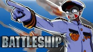 BATTLESHIP - THIS IS WAR!!! Ship Hide & Seek!