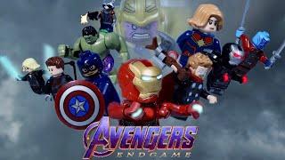 Download Lego Avengers: Endgame Video