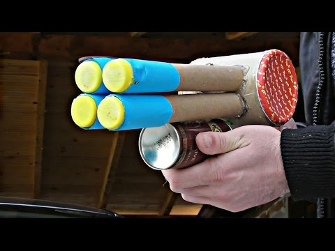Awesome Homemade Guns