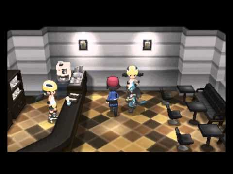 Pokemon X/Y - All Roller Skates Tricks and Access to the Lost Hotel