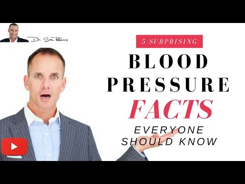 ♥ 5 Surprising Blood Pressure Facts Everyone Should Know