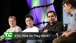 ICOs, How Do They Work? | Disrupt SF 2017