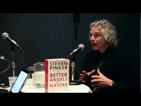Point of Inquiry Live | Steven Pinker: The Decline of Violence