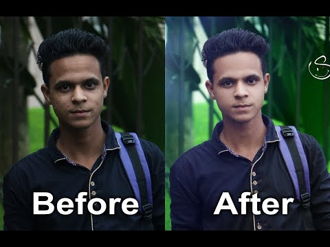 How to Face Clear Photo Edit Tutorial