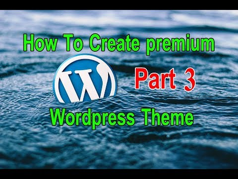 Create your premium wordpress theme   3 Reviewing the Template Hierarchy in WordPress