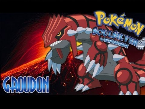 Pokemon Soul Silver - How to Catch Groudon [US Version]