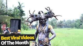 Top 20 Best Viral Videos Of The Month - August 2021