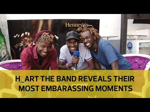 H_Art the band talk dating shisha girls, the naughty DMs and their love for fashion and music