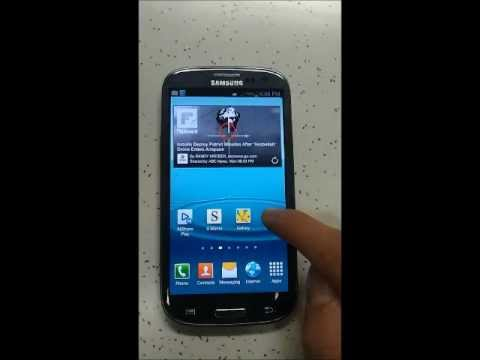 Most Common Android Galaxy S3 Internet Fix