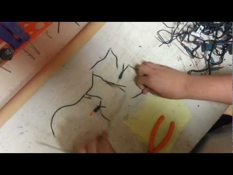 How to make a series and parallel circuit