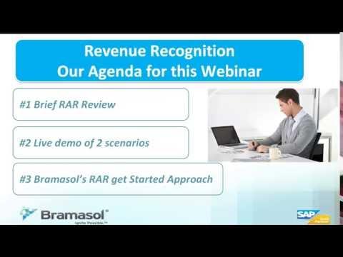 SAP Revenue Accounting RA