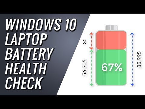 When to replace your Laptop Battery Windows 10
