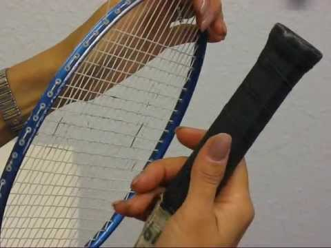 Racket string repair