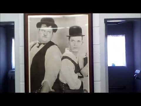 Laurel & Hardy Museum  Harlem, GA