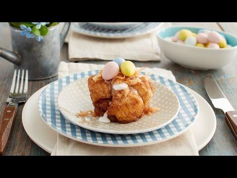 Cinnamon Sugar Easter Nests