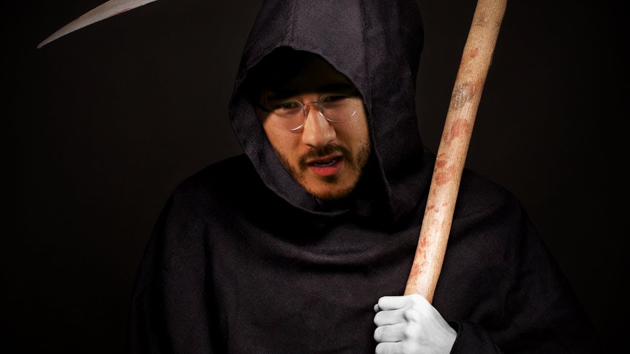 I AM LITERALLY THE GRIM REAPER   Death and Taxes