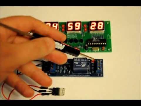 A Countdown Timed Detonator Paintball Prop.wmv