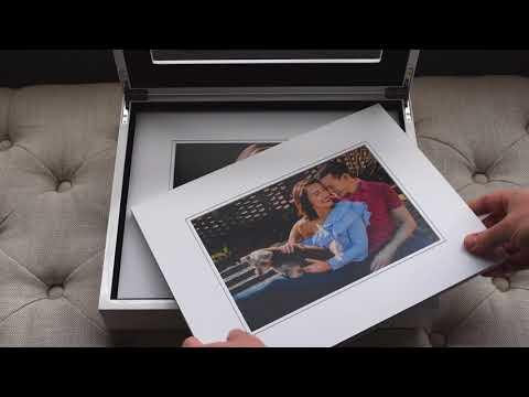 Portrait Print Box - Seth and Beth Studios