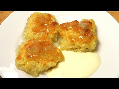 Maple Syrup Dumplings | One Pot Chef