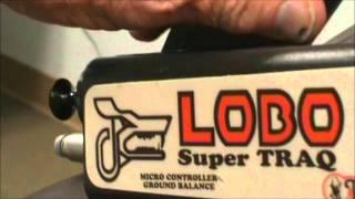Tesoro Lobo Super Traq Metal Detector in the Park - PakVim net HD