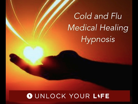 Cold and Flu Healing Hypnosis | Guided Meditation for Illness Recovery