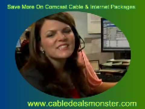 Comcast Deals - Comcast Internet & Cable Deals