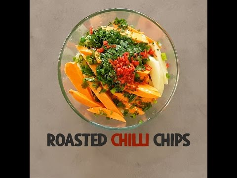 Roasted Chilli Chips