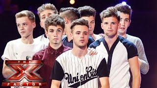 Download New Boy Band sing Leona Lewis' Run | Boot Camp | The X Factor UK 2014 Video