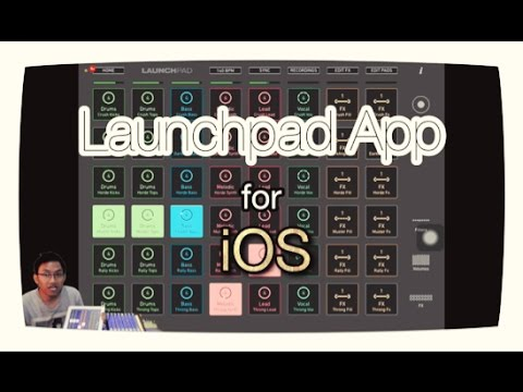 【How To】Tutorial and Review Launchpad App for iOS