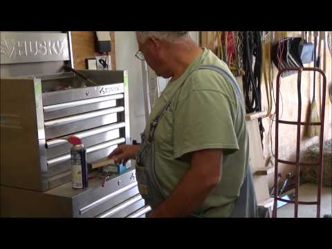 How to Sharpen Shears