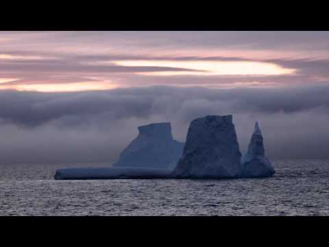 Cape Lookout in the South Shetland Islands of Antartica