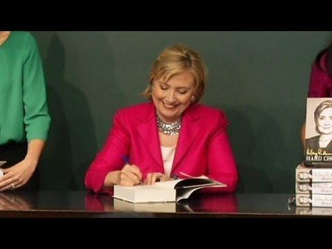 Xxx Mp4 هواداران هیلاری کلینتون، منتظر تصمیم او برای نامزدی در انتخابات آتی آمریکا 3gp Sex