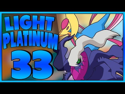 POKÉMON LIGHT PLATINUM #33 - DARKRAI/CRESSELIA (GBA)