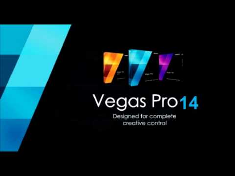 How to Cut a video and Save it with Sony Vegas Pro 14