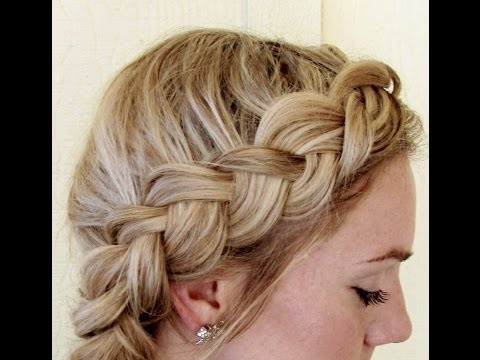 How to: Side Dutch Braid