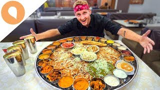 Download GAME ON: INDIA'S BIGGEST VEGETARIAN THALI - INCREDIBLE INDIA Video