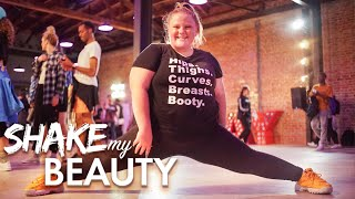 Plus-Size Teen Dancer Proves Haters Wrong  | SHAKE MY BEAUTY