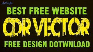 #Free download  #CDR Vector file   #Coreldraw Graphic #design Free download website