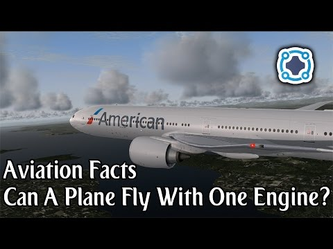 Can A Plane Fly With One Engine? - Aviation Facts