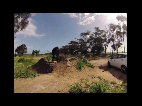 GoPro: Building a dirt jump time lapse