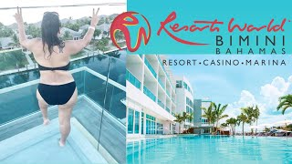Welcome to Hilton at Resorts World Bimini | Room Tour