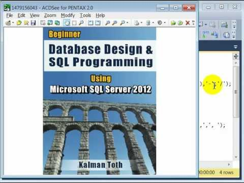 SQL Server STUFF() & REPLACE() Functions