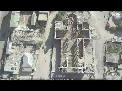 Port-au-Prince Haiti Earthquake Tour in Google Earth!