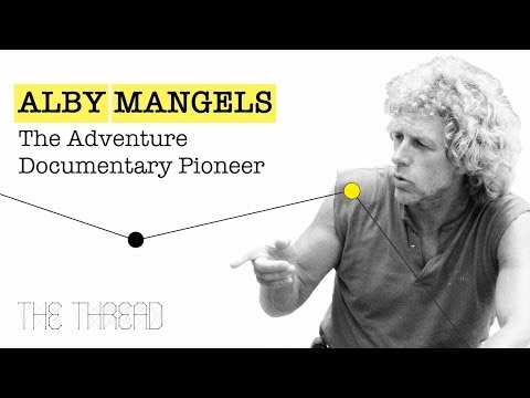Ep. 8 - Alby Mangels: The Adventure Documentary Pioneer