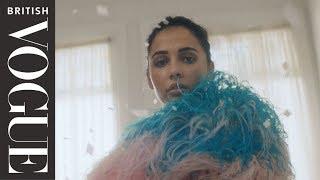 Download Naomi Scott: A Very Modern Princess | British Vogue Video