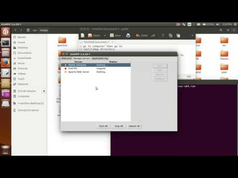 how to fix and solve apache is already running in ubuntu