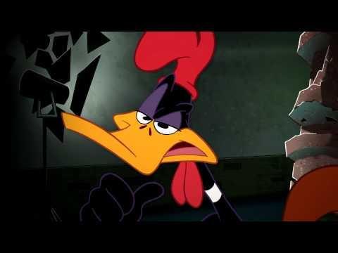 The Looney Tunes Show The Foghorn Leghorn Story Clip 2