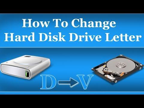 Change Local Disk or Hard Drive Name | Hard Disk Path Name | Work on All Windows